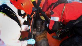 Centenares de desaparecidos junto a la costa de Libia