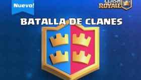 Llega la Batalla de Clanes a Clash Royale