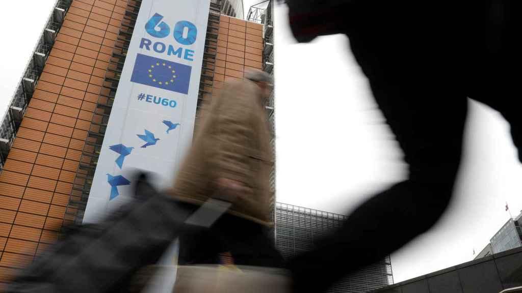 Los líderes de los 27 celebran con una cumbre el sábado el aniversario del Tratado de Roma