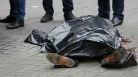 El exdiputado ruso, tiroteado en Kiev.