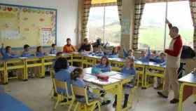 El colegio de San Fernando, en la localidad asturiana de Avilés
