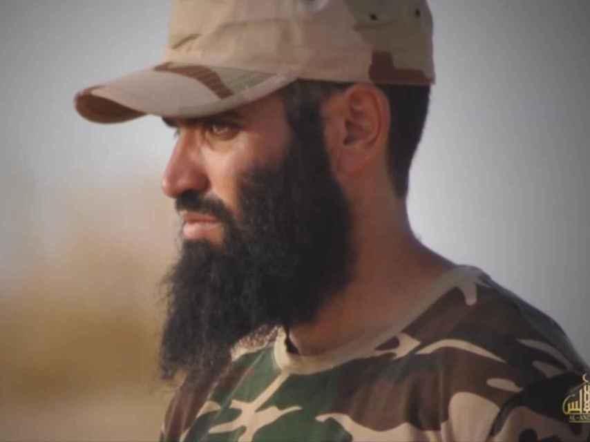 Zakaria pasó tres años en el Ejército español.