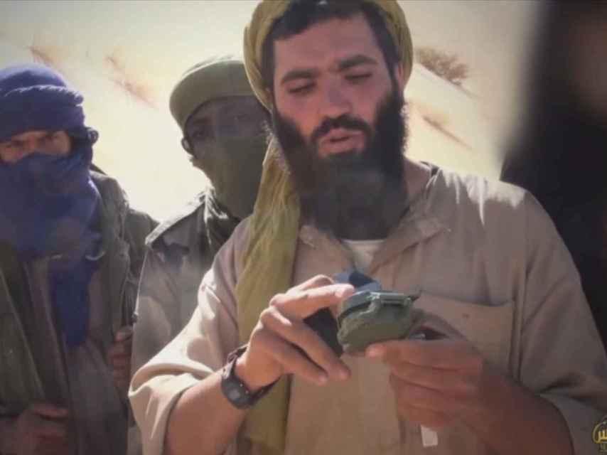 Sus capacidades militares le sirvieron para adiestrar a otros combatientes yihadistas.