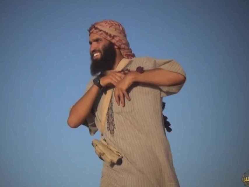 La productora de AQMI ha erigido a Zakaria como mártir.