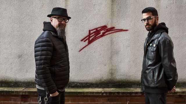César Strawberry y Samuel Barranco, de la banda Def con Dos.