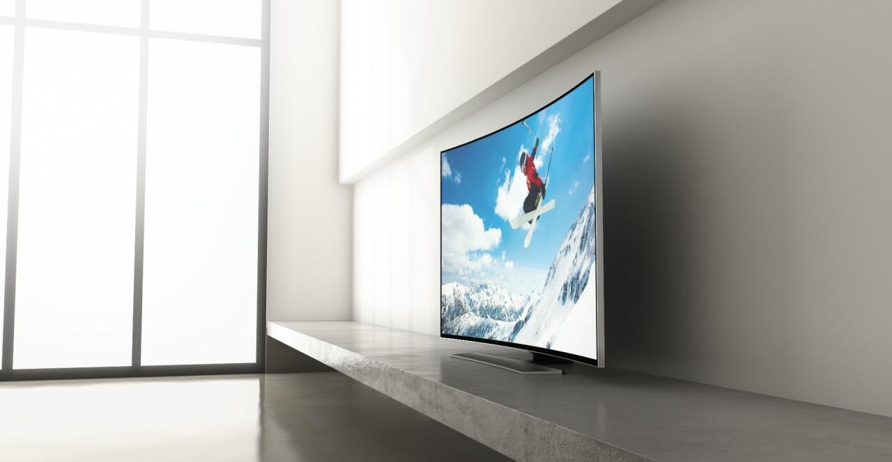 samsung televisiones curvas 2