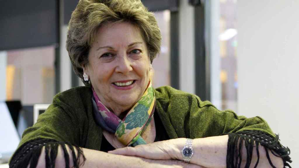 La periodista Paloma Gómez Borrero.