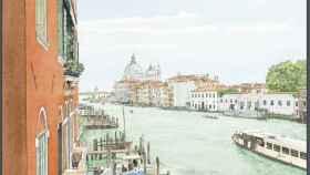 Venecia es manga, el último viaje de Jiro Taniguchi
