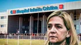 PSOE y Podemos instaron a Cifuentes a cambiar el nombre del hospital de Parla.