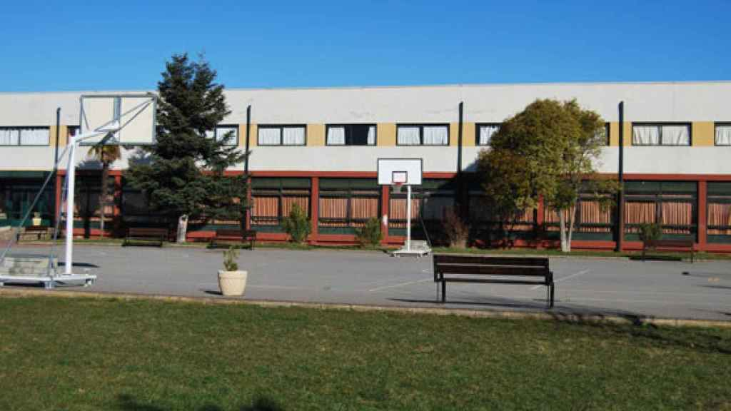 El Colegio Peñacorada de León.
