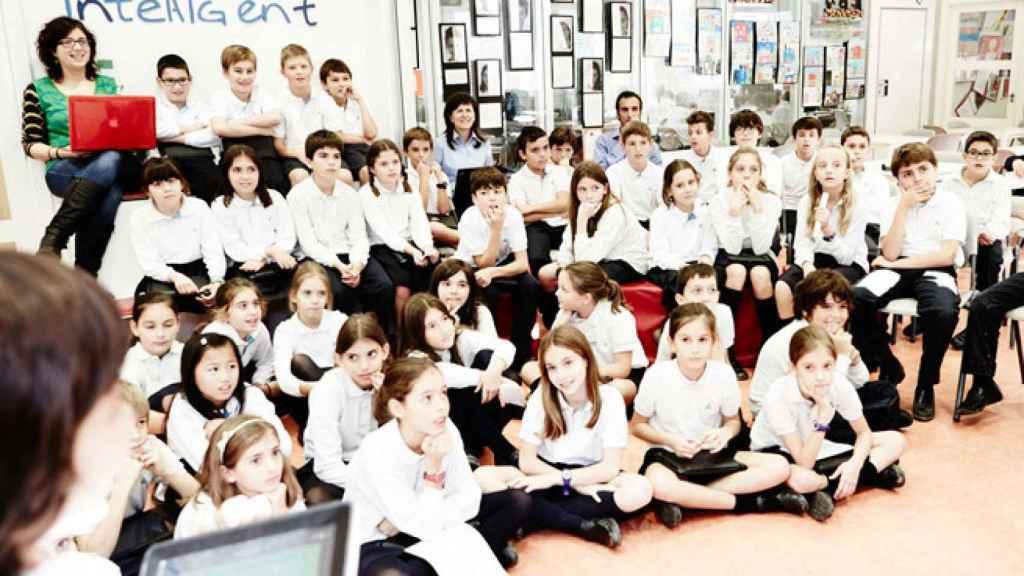 Colegio de barcelona amazing fotografia de with colegio - Colegio arquitectos barcelona ...