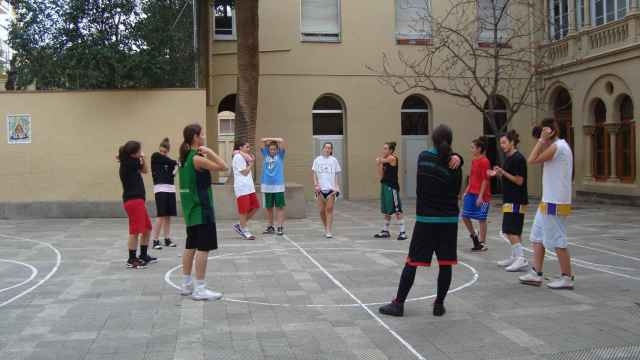 Colegio Vedruna Sagrat Cor (Tarragona)