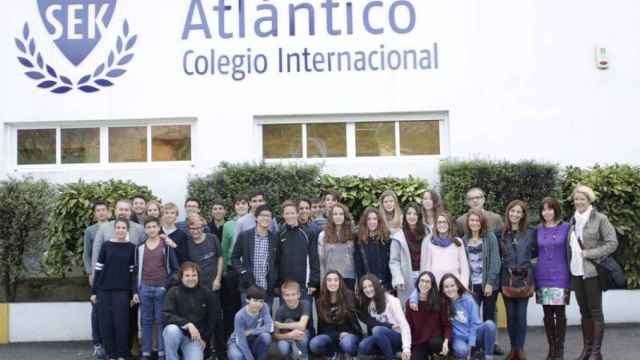 Alumnos del centro en el que se ofrece el Bachillerato Internacional desde los 3 años