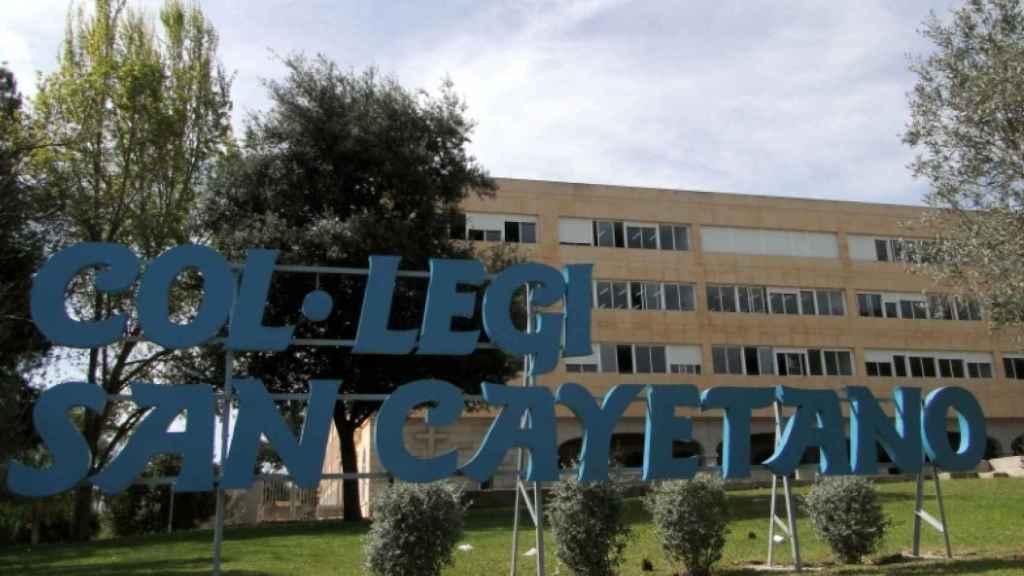 Colegio San Cayetano (Palma de Mallorca)