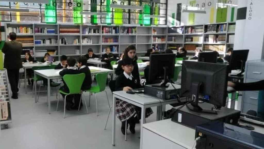 El SEK-Ciudalcampo es un colegio con vocación internacional.