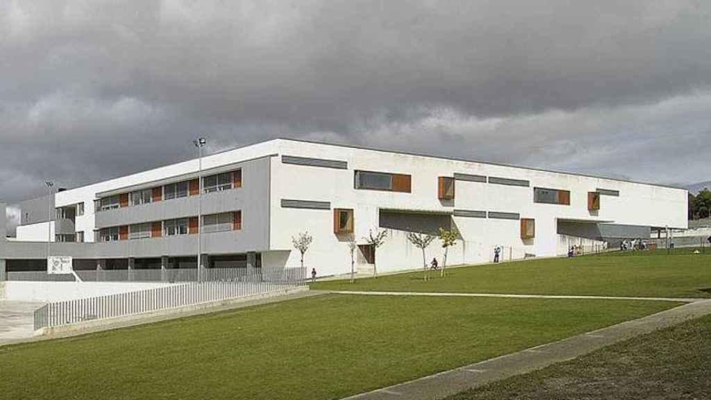 Colegio Miravalles - El Redín (Pamplona).