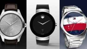 Tommy Hilfiger, Hugo Boss y Movado presentan más relojes con Android Wear