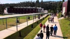 Colegio Manuel Peleteiro (A Coruña), uno de los centros educativos más prestigiosos de España.