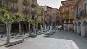 Burgos-Aranda-de-duero-sucesos-plaza-mayor