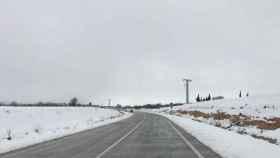 nieve-castilla-y-leon-puertos-invierno-carretera