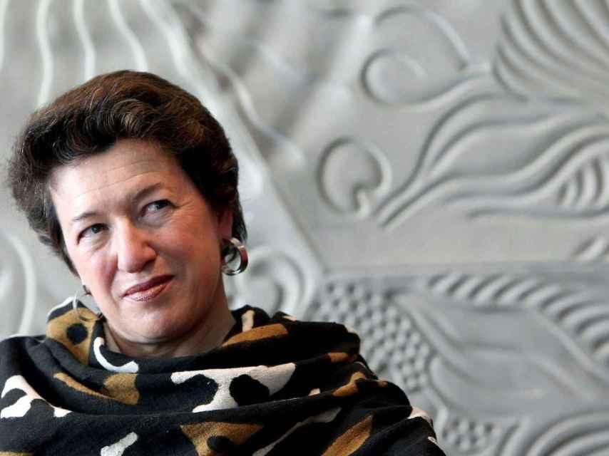 La escritora y directora honorífica de Clásicas y Modernas Laura Freixas.