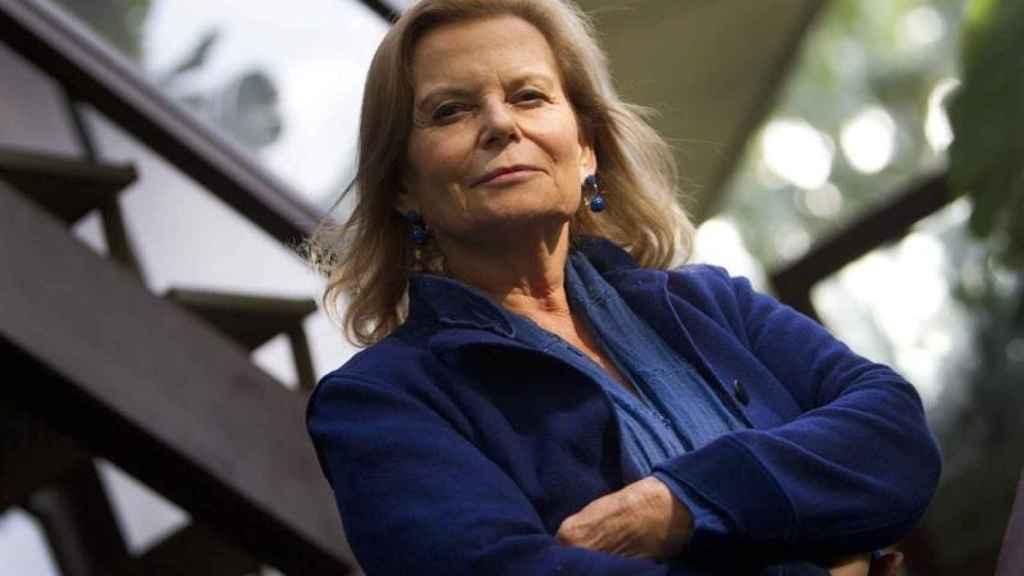 La escritora y académica Carme Riera, en una foto de archivo.