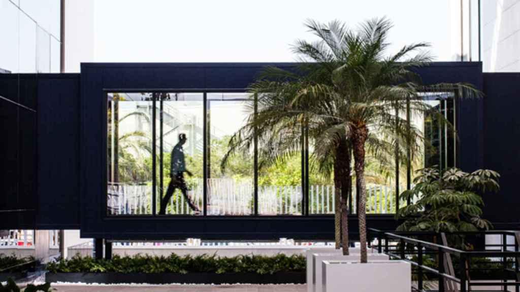 Instalaciones de Tempe en Alicante. | Foto: cortesía de Inditex.