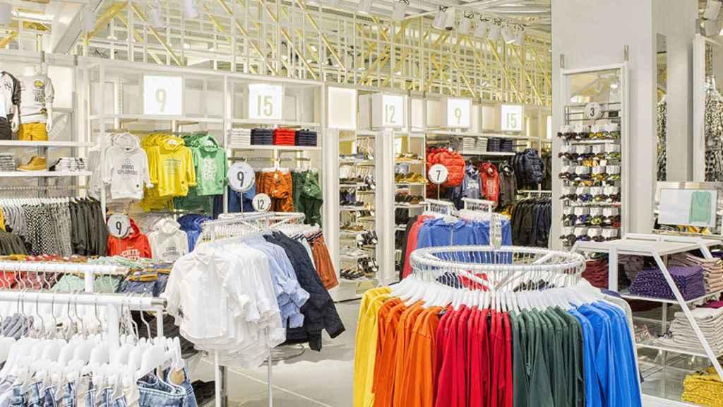 Lefties, la marca más low cost del grupo Inditex. | Foto: cortesía de Lefties.