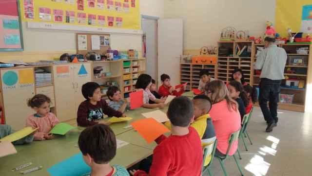 Escuela Mare de Deu de Montserrat (Barcelona)