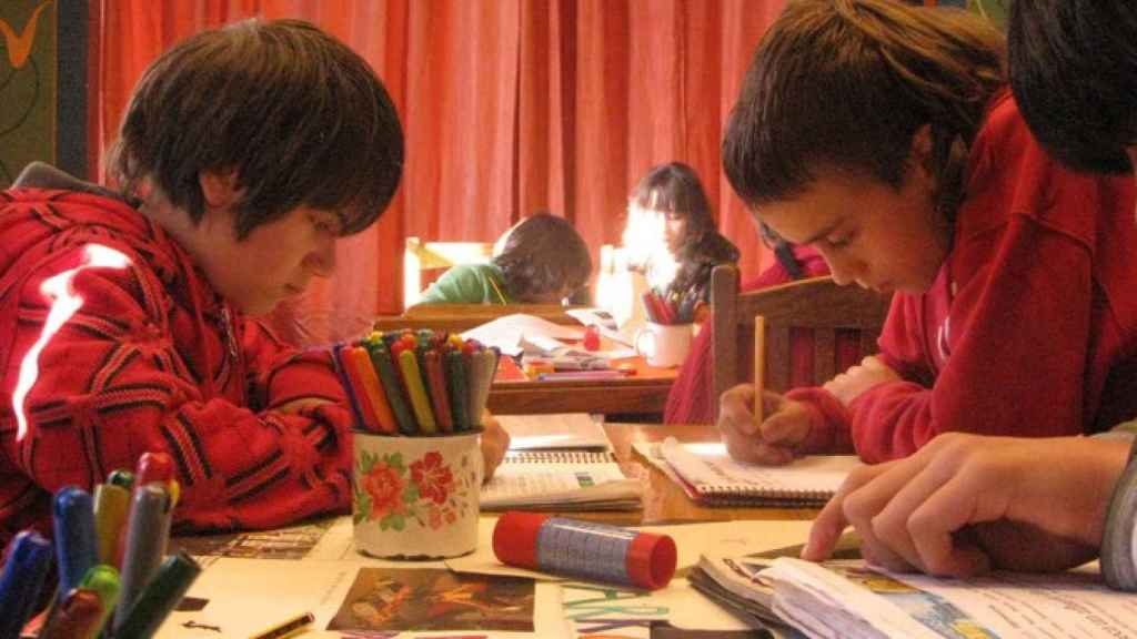 Colegio O Pelouro (Pontevedra)