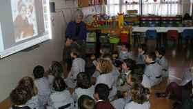 El colegio de los jesuitas del Sagrado Corazón, en La Rioja.