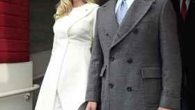 Ivanka Trump junto a su marido, Jared Kushner