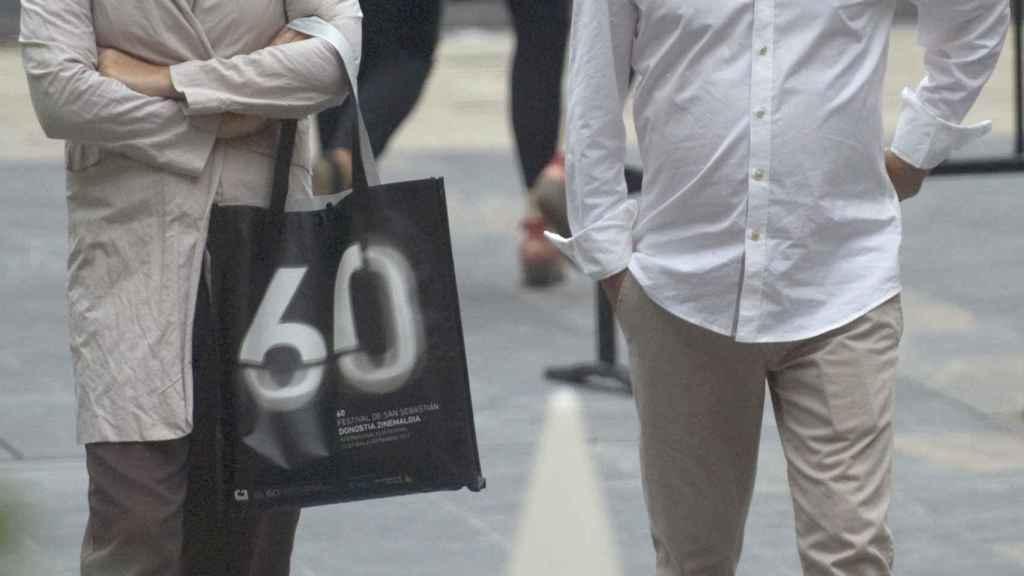 Ana Duato y su esposo  Miguel Ángel Bernardeau