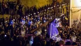 zamora semana santa jesus del via crucis
