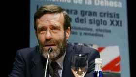 Guillermo de la Dehesa deja la presidencia del Patronato de Museo Reina Sofía.