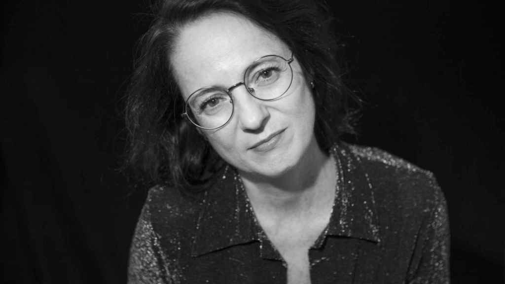 Marta Sanz, autora de Clavícula.