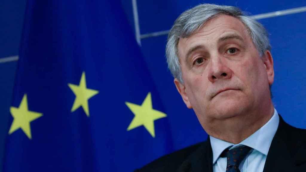 Tajani dice que respetar la ley es una obligación