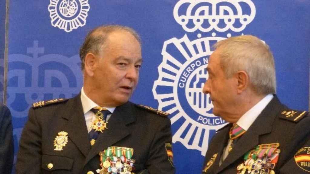 El exdirector operativo de la Policía Nacional, Eugenio Pino.