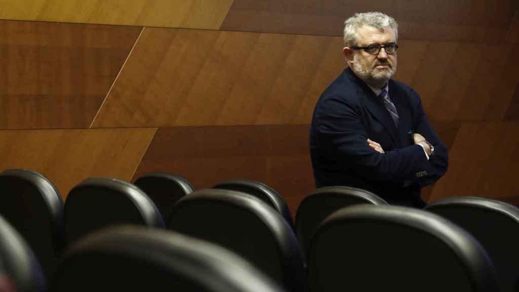 Miguel Falomir, nuevo director del Museo Nacional del Prado.