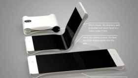 Una patente de Xiaomi muestra un móvil con pantalla plegable