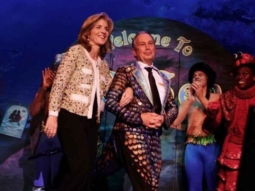 Bloomberg se ha visto salpicado por el escándalo sexual de forma indirecta.