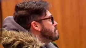 Rodrigo Nogueira, durante el juicio.