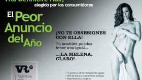 VR6 es una marca de productos que previenen la caída del cabello.