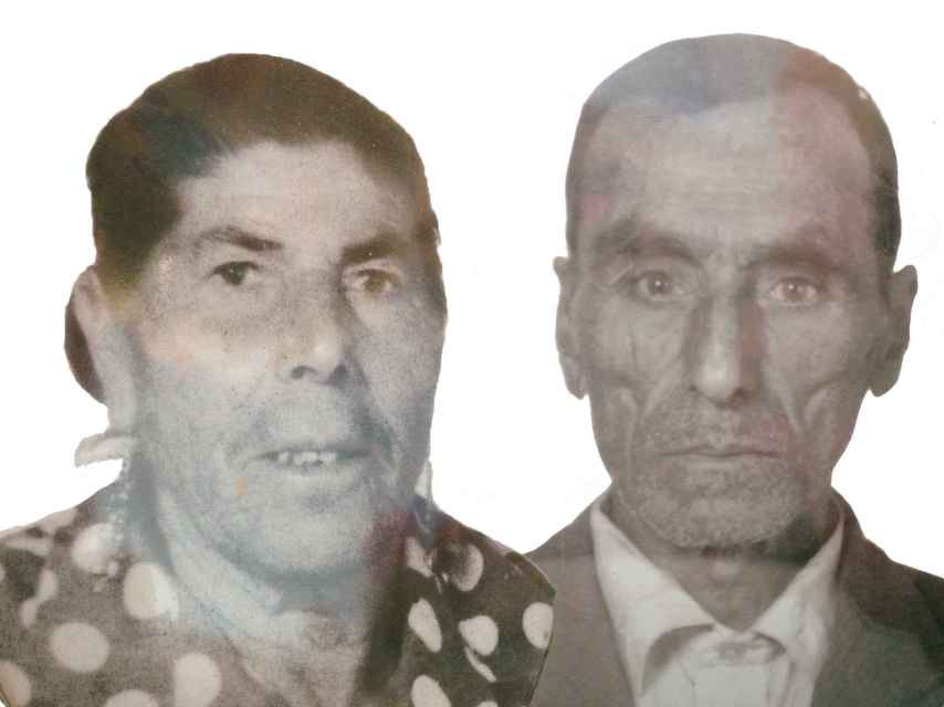 Juan Cortés se casó con Isabel (en la imagen), hermana de Emilia, años después de que La Canastera falleciera en prisión