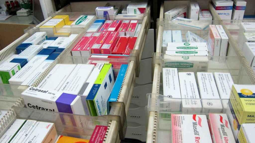 De 18 medicamentos afectados, sólo 6 se encontraban comercializados en este momento.