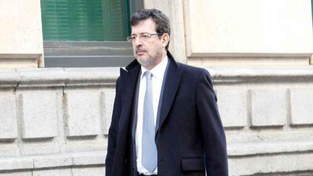 El juez de la Audiencia Nacional Fernando Andreu.