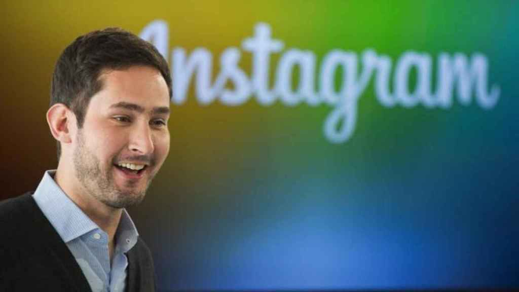 El fundador de Instagram, Kevin Systrom.
