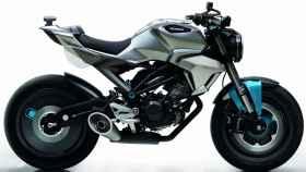 HONDA-150SS-Racer_model-1
