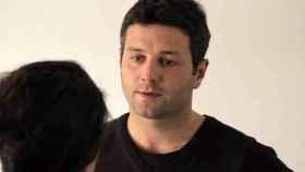 El actor Mateo González.
