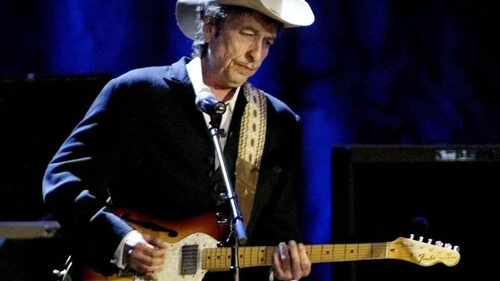 Bob Dylan, en una foto de archivo.